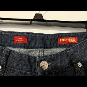 Express Jeans - Express jeans Mia ultra skinny